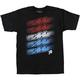 Black Shaded T-Shirt