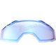 Smoke Sky Blue Mirror Replacement Double Lens for Viper Goggles - 3981-000-000-200