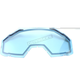 Blue Tint Replacement Double Lens for Viper Goggles - 3981-000-000-001