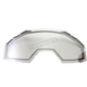 Clear Silver Mirror Replacement Double Lens for Viper Goggles - 3981-000-000-004