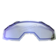Light Smoke Blue Mirror Replacement Double Lens for Viper Goggles - 3981-000-000-007