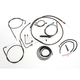 Complete Midnight Series Handlebar Cable/Brake Line Kit for use w/18