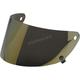 Chrome Gringo S Flat Anti-Fog Shield - SA-CHR-GS-SD