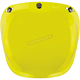 Yellow Universal Anti-Fog 3-Snap Bubble Shield - BS-YEL-AF-SD