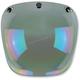 Rainbow Mirror Universal Anti-Fog 3-Snap Bubble Shield - BS-RNB-AF-SD
