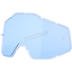 Blue Injected Anti-Fog Replacement Lens - 51004-002-02