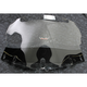 Euro Shorty Style Fairing Replacement Windshield - S-167SH