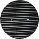 Black Finned Derby Cover - I-1176