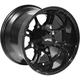 Front Roll'N 108 Cast Aluminum 15x8 Wheel - 5802-032BS