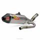 Ti-6 Pro Titanium/Titanium/Carbon Fiber Exhaust System - 0341845FP