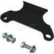 Flat Black Gauge Mount for 1 1/2 in. T-Bars - LA-7390-02M
