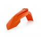 16 Orange Front Fender - 2685945226