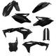 Black Full Replacement Plastic Kit  - 2685820001