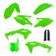 Fluorescent Green Full Replacement Plastic Kit - 2685820235
