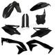 Black Full Replacement Plastic Kit  - 2685840001