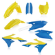 Yellow/Blue Full Replacement Plastic Kit  - 2686551300