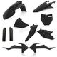 Black Full Replacement Plastic Kit  - 2686020001