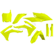 Fluorescent Yellow Full Replacement Plastic Kit  - 2314414310