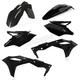 Black Standard Plastic Kit  - 2685810001
