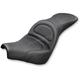 Black Explorer Seat w/o Drivers Backrest  - 818-30-0291