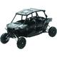 Polaris RZR XP 4 Turbo EPS Titanium Matte Metallic 1:18 Scale Die-Cast Model - 57843C