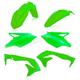 Fluorescent Green Standard Plastic Kit  - 2685830235
