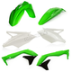OEM 18 Green/White/Black Standard Plastic Kit - 2685835909
