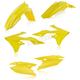 RM 02 Yellow Standard Plastic Kit - 2686540231