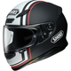 Black/White/Orange RF-1200 Recounter TC-5 Helmet