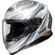 White/Gray/Gold RF-1200 Incision TC-6 Helmet