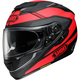 Matte Red/Black GT-Air Swayer TC-1 Helmet