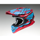 Blue/Red/Black VFX-EVO Glaive TC-1 Helmetd