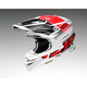 Red/Black/White VFX-EVO Zinger TC-1 Helmet