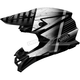 Black/Gray VFX-EVO Blazon TC-5 Helmet