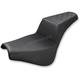 Black Passengers Seat Diamond Pattern LS-Step Up Seat - 818-30-173