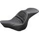 Black Explorer Seat w/o Drivers Backrest  - 813-27-0291