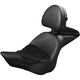 Explorer G-Tech Seat w/Memory Foam and Drivers Backrest  - 813-27-03011