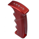 Red Smooth Shifter Handle - 60-121-7