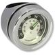 Chrome Handlebar-Mount Thermometer for 1-1/4 in. Handlebars - 2212-0726