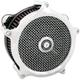 Chrome Super Gas Air Cleaner - 0206-2129-CH