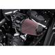 Black High Performance Cone Air Intake Kit - 606-0101-06B