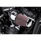 Chrome High Performance Cone Air Intake Kit - 606-0102-06