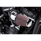Chrome High Performance Cone Air Intake Kit - 606-0103-06