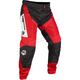 Red/Black Mojave In-The-Boot Pants