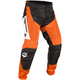 Orange/Black Mojave In-The-Boot Pants