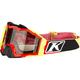 Red Viper Pro Stripe Off-Road Goggles w/Smoke Lens - 3759-000-000-001