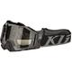 Gray Viper Pro Flatline Off-Road Goggles w/Smoke Lens - 3759-000-000-003