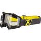 Black Viper Fade Off-Road Goggles w/Clear Lens - 3760-000-000-005