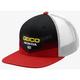 Red Geico/Honda Gunner Snapback Trucker Hat - 20903-003-01