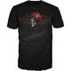 Black Tires N Tattoos T-Shirt